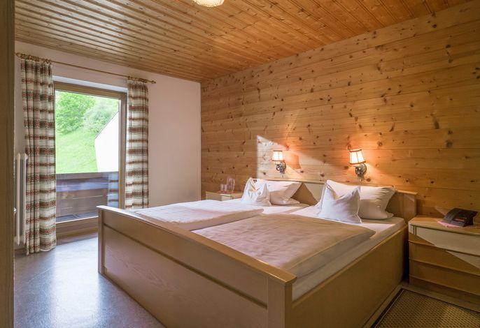 Schlafzimmer der Ferienwohnung Nr. 5