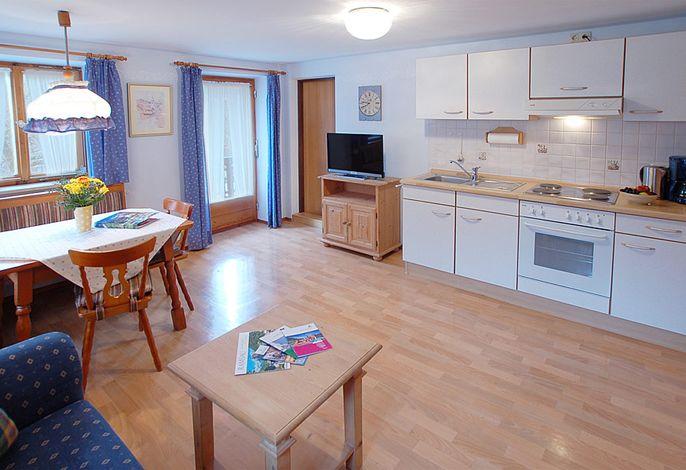 Haus Hirschpoint Ferienwohnungen (DE Ramsau) - Radlmeier-Brandner - 51981