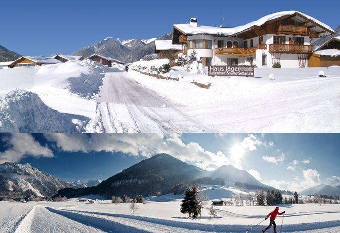 Haus Jäger – Ferienwohnungen Jäger`Spa im Winter