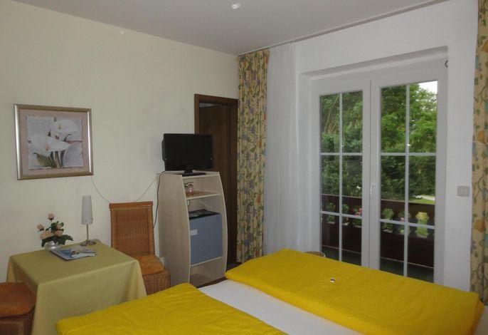 Standard-Doppelzimmer Nr. 19