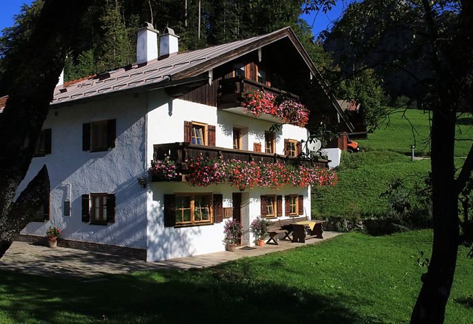 Haus Mitterbarmstein Ferienwohnung Brandner