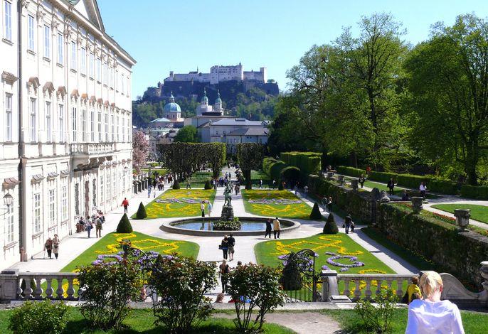 Ferienwohnung Salzburg