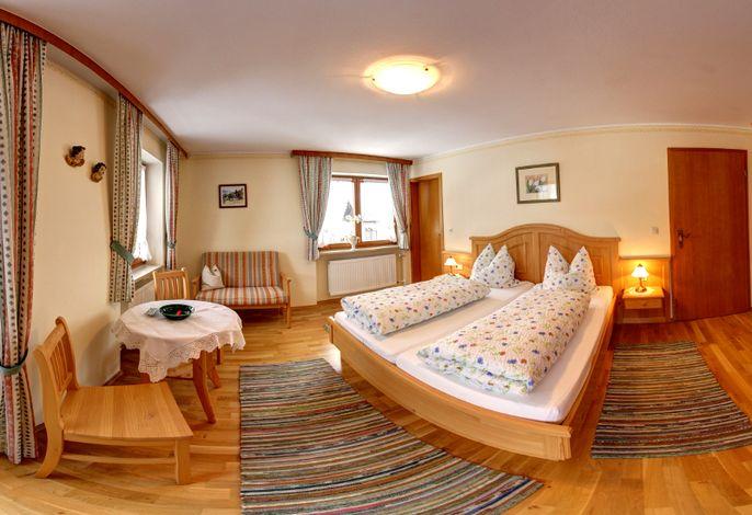 Zimmer Falkenstein Panoramaansicht