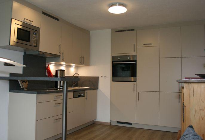 Ferienwohnung-Küche Kneifelspitze
