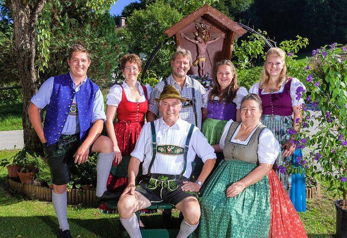 Familie Hölzl- Fuchs Ihre Gastgeber im Steinlehen
