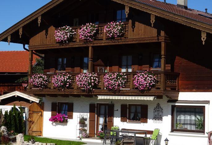 Gästehaus Beim Drucker - Chiemgau Karte
