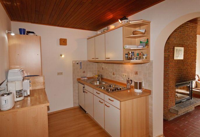 Küche der Wohnung 1 (EG)