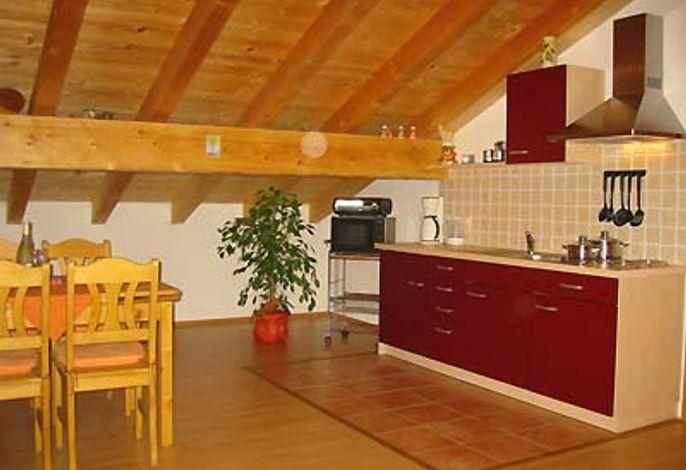 Zwei-Raum-Appartement