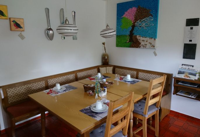 Pension Bergblick - Frühstücksraum