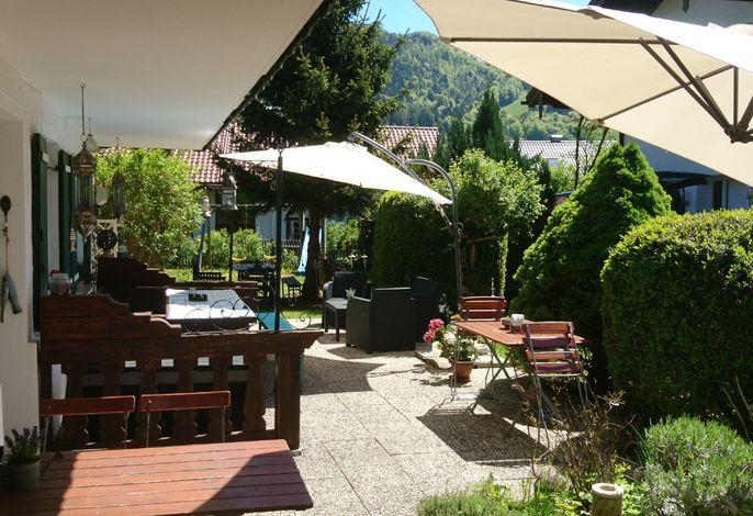 Pension Bergblick - Garten