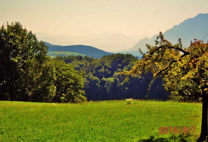 Idyllisch gelegen am Stoißberg mit grandiosem Bergblick