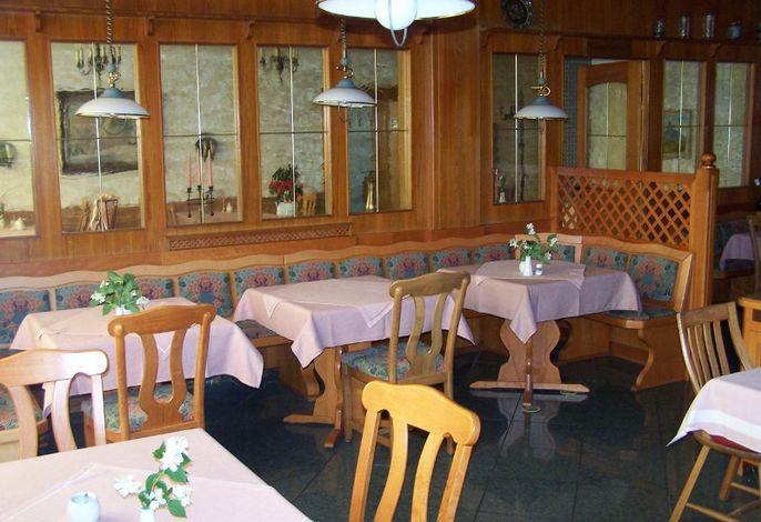 Großer Frühstücksraum