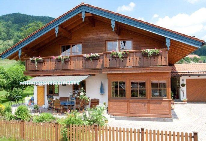Unser gepflegtes bayerisches Haus
