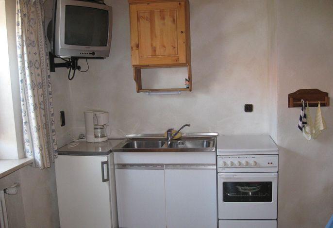 Küche Ferienwohnung Reitberger