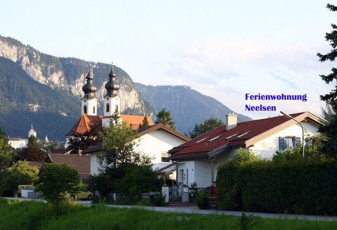 Hausbild mit Panorama