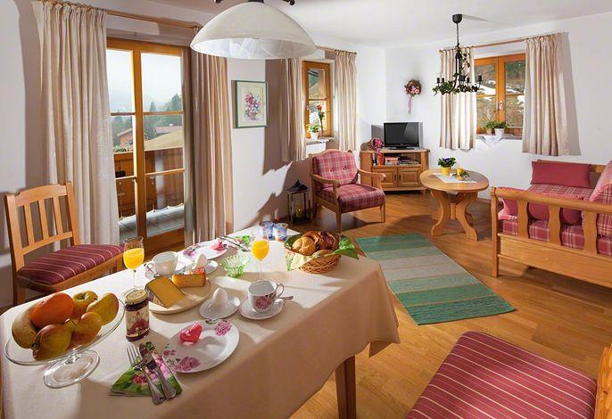 Die Ferienwohnung Untersberg im Lindenhäusl