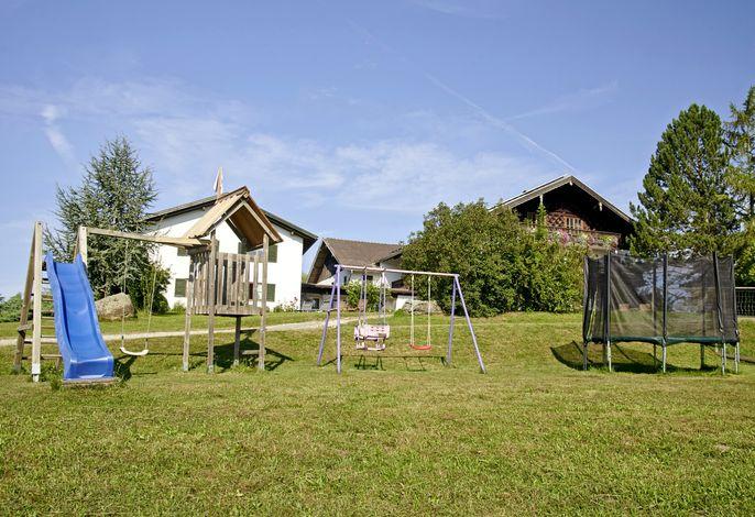 Ferienhof Dirnberg Spielplatz
