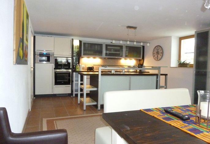 Wohnküche Whg, 98 qm