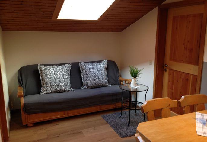 Couch mit Sitzbereich