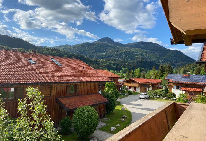 Ferienwohnanlage Grenzhub Chalet Oberbayern