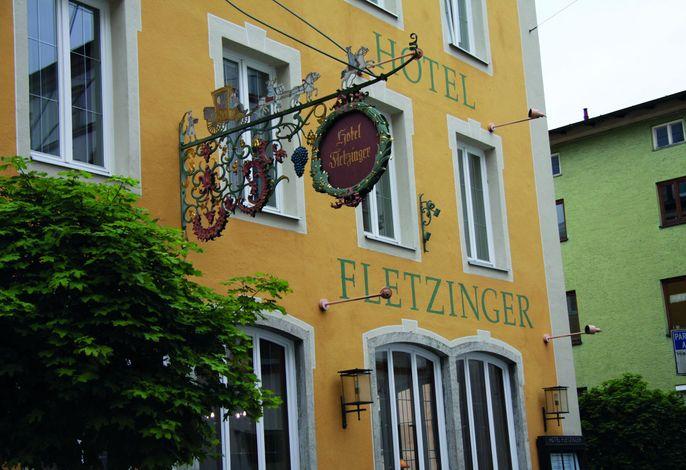 Hotel Fletzinger (DE Wasserburg am Inn) - Steinbacher Anna -