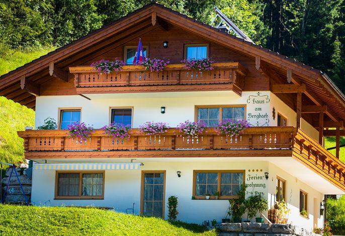 Haus am Bergbach
