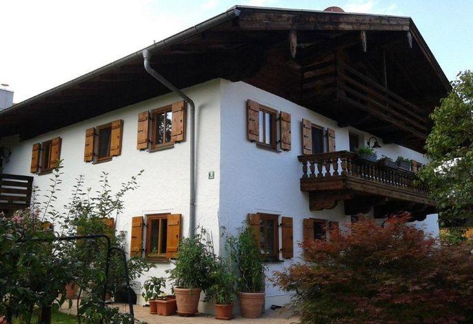 Perlgut - Terrassenseite