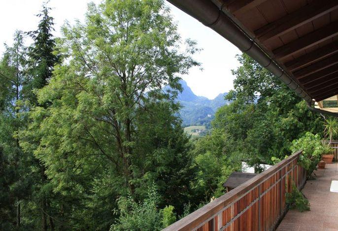 Balkon Ferienwohung