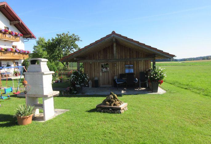 Gartenhaus Gemeinschaftsraum