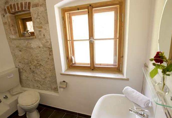 Tolles Badezimmer auf der Etage