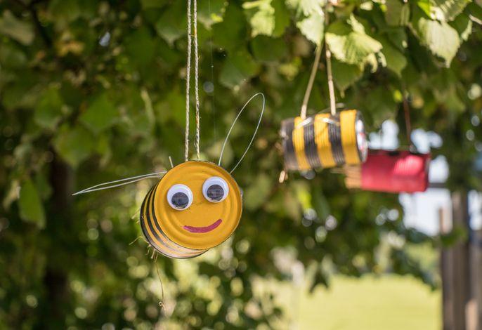 Kreativhof - Insektenhotels in der Kreativwerkstatt selber machen