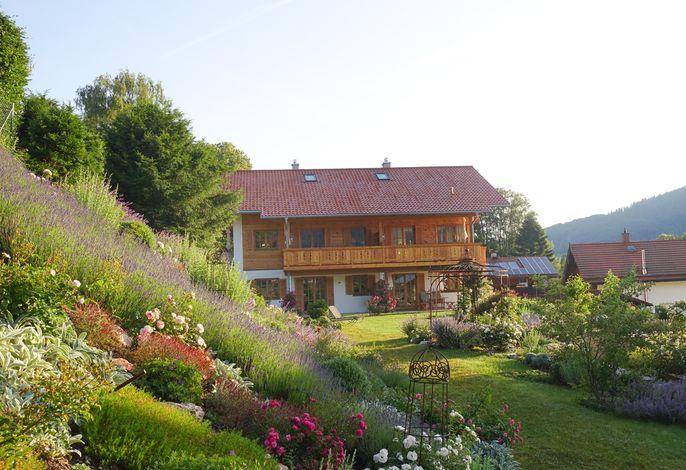 Haus Ferienwohnungen im Rosengarten