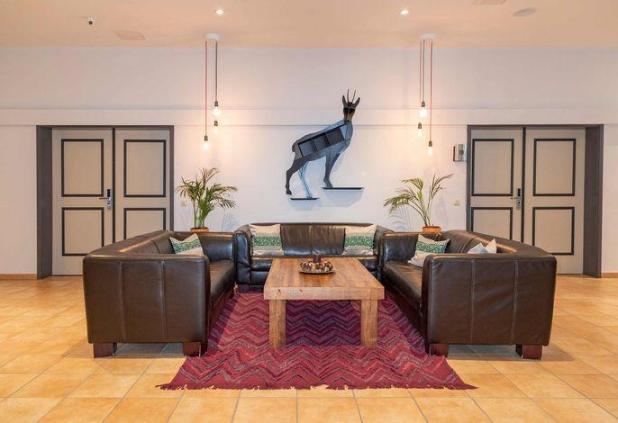 Hotel Hohenaschau Lobby
