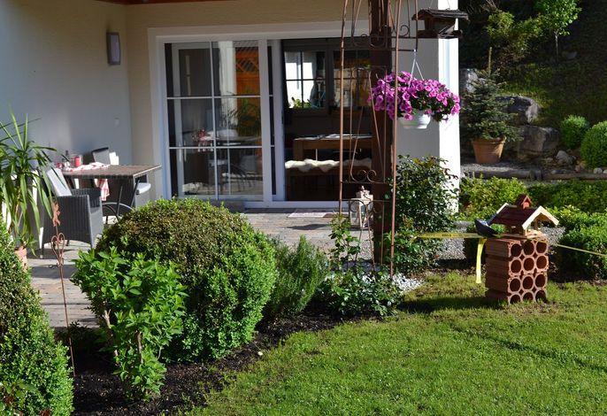 Watzmann-Appartement mit Terrasse