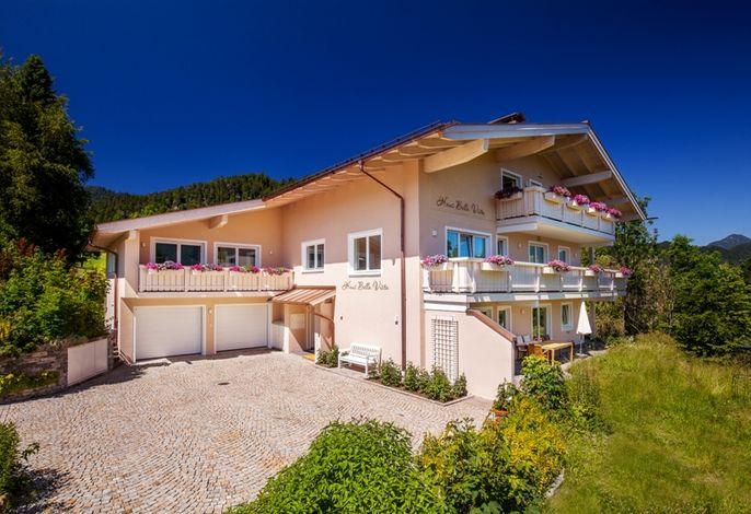 Das Haus Bella Vista im Sommer