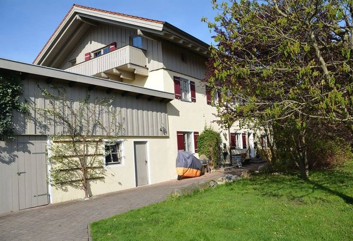 Chiemsee Appartement Beachhouse
