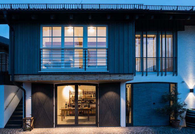 Ferienwohnung Zellerhorn und Weinhandel