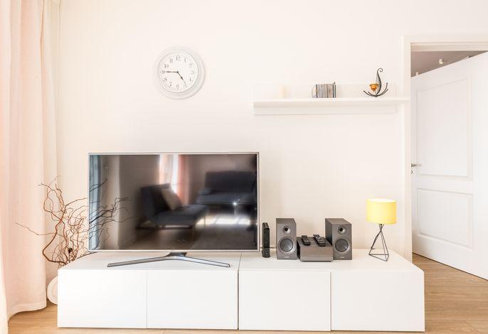 Wohnzimmer TV-Ecke