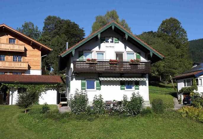 Ferienhaus Murmel mit großem Garten - nur für Sie
