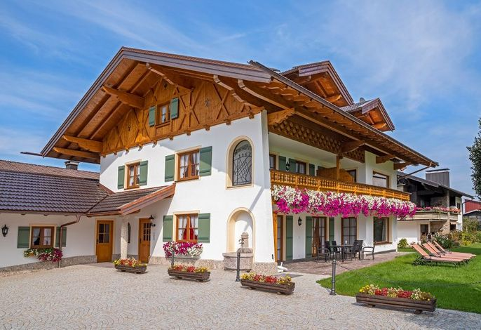 Chiemsee Hauszeit Ferienhaus