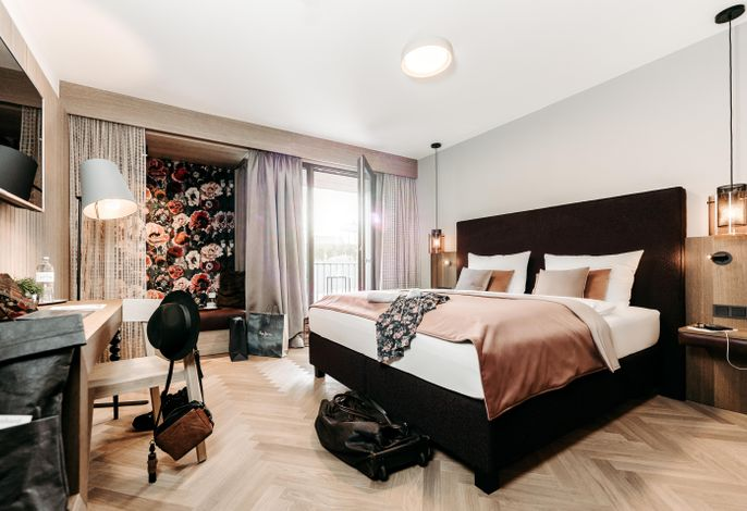 Doppelzimmer Loggia
