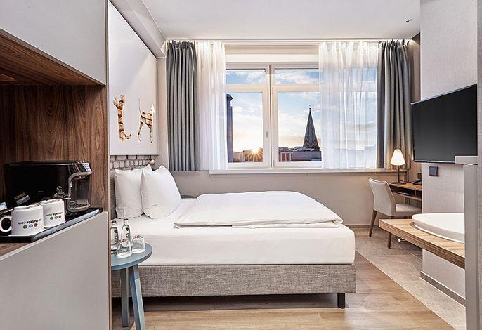 H+ Hotel Bremen - Komfort Queen Zimmer