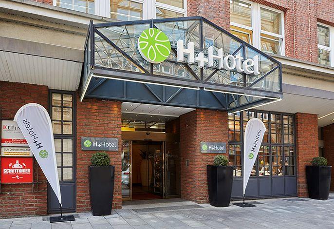 H+ Hotel Bremen - Eingangsbereich
