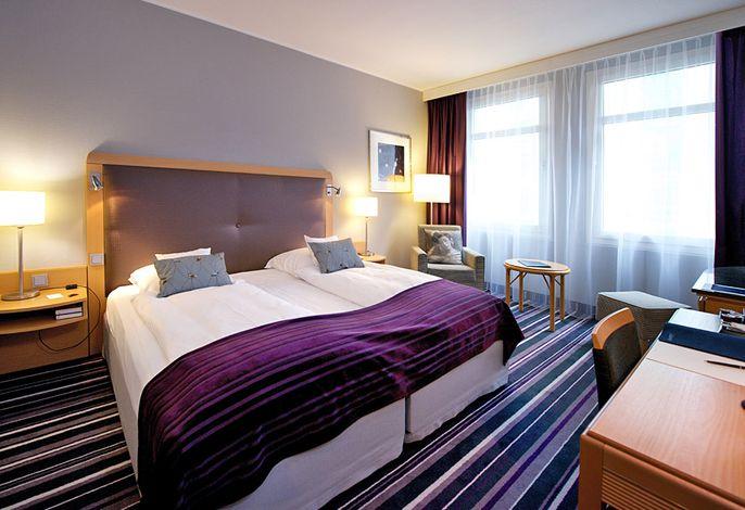 Radisson Blu Hotel Bremen - Zimmer