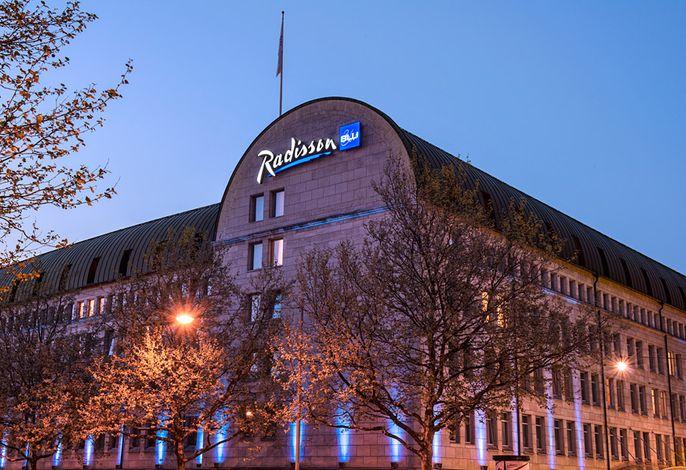 Radisson Blu Hotel Bremen - Außenansicht