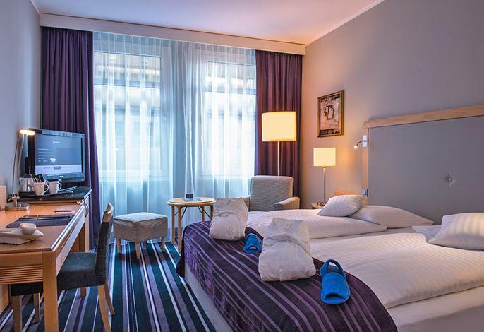 Radisson Blu Hotel Bremen - Barrierefreies Zimmer