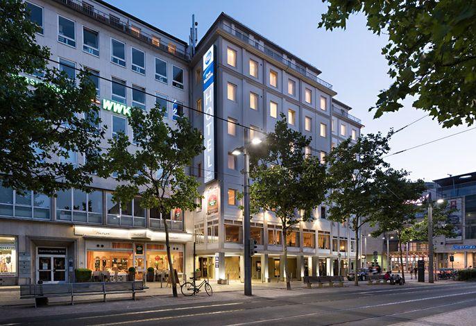 BEST WESTERN Hotel zur Post - Außenansicht