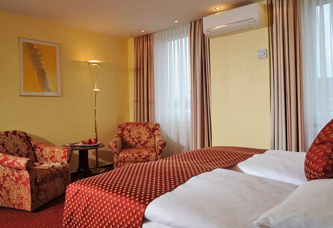 BEST WESTERN Hotel zur Post - Doppelzimmer Business Class