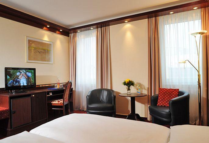 BEST WESTERN Hotel zur Post -Comfort Class Zimmer