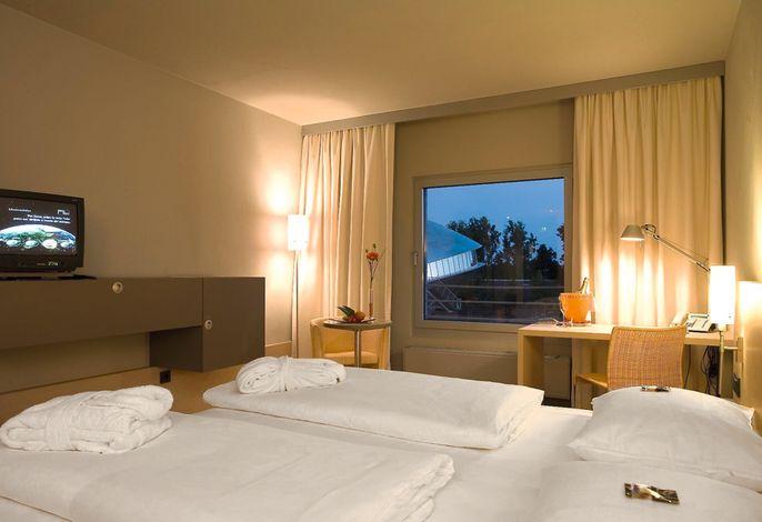 ATLANTIC Hotel Universum - Einzelzimmer Business